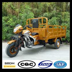 SBDM 200CC Gasoline Engine Moto Tricycle