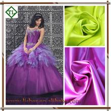 short evening taffeta dresses/190t polyester taffeta tent fabric