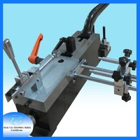 Label die cutting Manual Steel Rule Bending Machine with High Precision