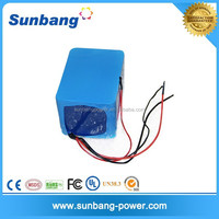 deep cycle rechargeable battery packs 24v 5ah for battery operated forklift