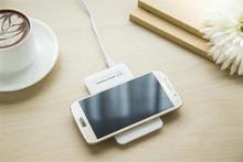 2015 new qi charger for samsung galaxy s2 wireless charger