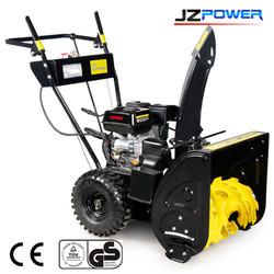 JZ POWER 7812L CE certification yellow color snow blower