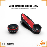 2016 new smartphone accessories high quality camera lens 15x macro lens for samsung galaxy s3 s4 s5 s6/