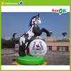 giant advertising inflatable horse racing costume for sale