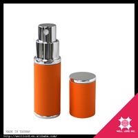 Orange autumn bottle oem sweet pretty fashion lady spray perfume