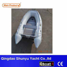 (CE) 1 person inflatable small fishing boat for sale