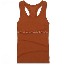 Custom logos stringer tank top men made in China stringer