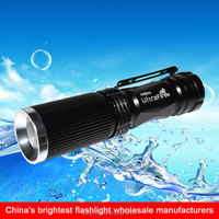 white light unique most powerful led flashlight as gifts