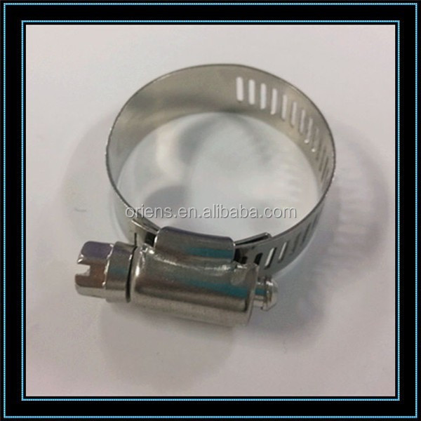 Adjustable types of hose spring clamps from china supplier