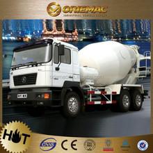 HOWO 6X4 Self Loading Concrete Mixer Truck ZZ1257N3847N1