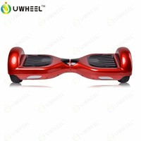 Free style 2 wheel self balancing smart balance scooter with Samsung battery
