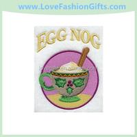 Holly-day Egg Nog