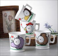 High quality sublimation bone china mug, wholesale bone china porcelain tea cups