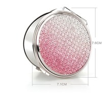 New products Foldable and Pocket Mirror Style pocket mirror unbreakable mirror