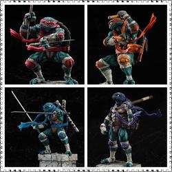 All Ninja Turtles action figures,Teenage Mutant Ninja Turtles (TMNT) action figures,Ninjia turtels figures