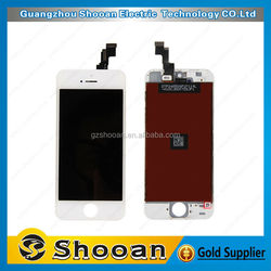 cherry mobile phone parts for iphone5s display kaufen original,for iphone5s schwarz display