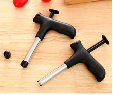 Easy Use and Portable Plastic and Stainless Steel Coconut Opener
