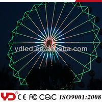Professional CE FCC IP68 certificate approved waterproof rgb led pixel light