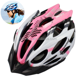 helmet 2015 New product motorcycle helmet Outdoor Bike Bicycle Cycling Helmet + Visor, LW-829 (Pink)