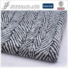 Jiufan Textile TC Fleece Fabric Cotton Polyester Terry with Grey Melange