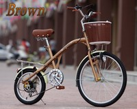 24inch Play Nature All Around bike for ladies&women_travel by bicycle