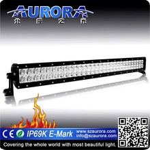 AURORA Motorcycle accessories 30inch off road light bar led spotlight