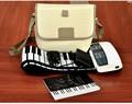 Usb midi 88 capacidades llave de mano- laminado en la intensidad de piano piano estándar