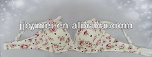 romantic rose print bra Brand new women underwear ,ladies panty,women bra