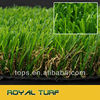 U shaped artificial grass for residental
