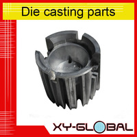 Aluminum die casting adc12 products with competitive price and high quality