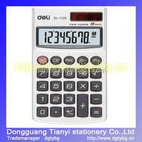 Portable type calculator scientific calculator big
