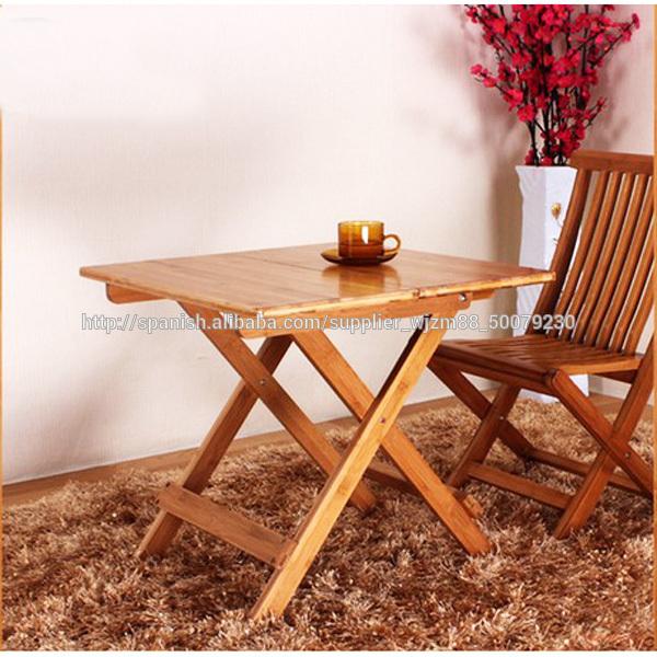 Sillas plegables de bamb muebles de bamb al por mayor - Muebles en bambu ...