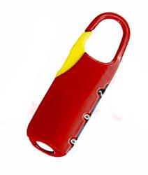 Combination Code Number Lock Padlock for Luggage Zipper Bag Backpack Handbag Suitcase Drawer Cabinet