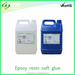Epoxy resin soft glue clear epoxy resin