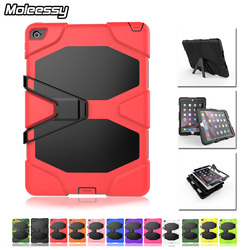 China factory for iPad 6 /Air2 Silicone Case Plastic Waterproof Shockproof Rainproof Kids Proof Case for iPad 6
