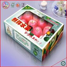 High Quality Apple Carton Box