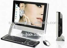 WIFI,VGA,USB,HDMI 17inch Wall Mount Touch Screen ALL-IN-ONE Computer