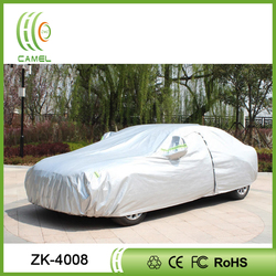 aluminium foil car cover waterproof car cover