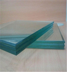 High quality toughened laminated glass for door