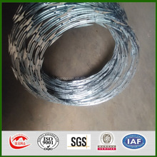 Top grade hot selling razor wire installations