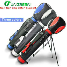 Unique Golf Stand Bag With Advanced Waterproof Nylon Fabric