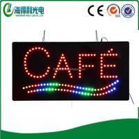 latest low price LED menu board