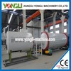 CE approved rotary High performance grain dryer supplier for sawdust