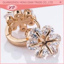 2015 wholesale clip on latest model fashion earring designs new model earrings for woman