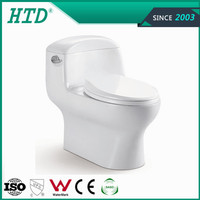 UPC Siphonic One Piece Toilet, bathroom sets----HTD-MY-2165