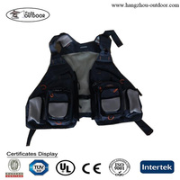 Fishing vest,Fly fishing vest,Inflatable fishing vest