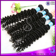 wet and wavy China manufacturer brazilian virgin peruvian deep wave hair