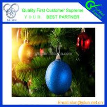 2014 the fashion plastic chrismas ball wholesale