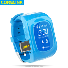 Newest private module GPS Android Smart watch phone for kids
