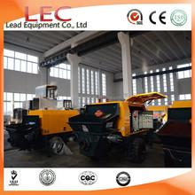 LHBT60-11RS piston trailer injection concrete pumping machine
